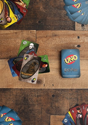 Harry Potter Uno Game update
