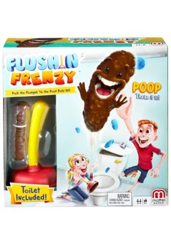 Flushin' Frenzy Game