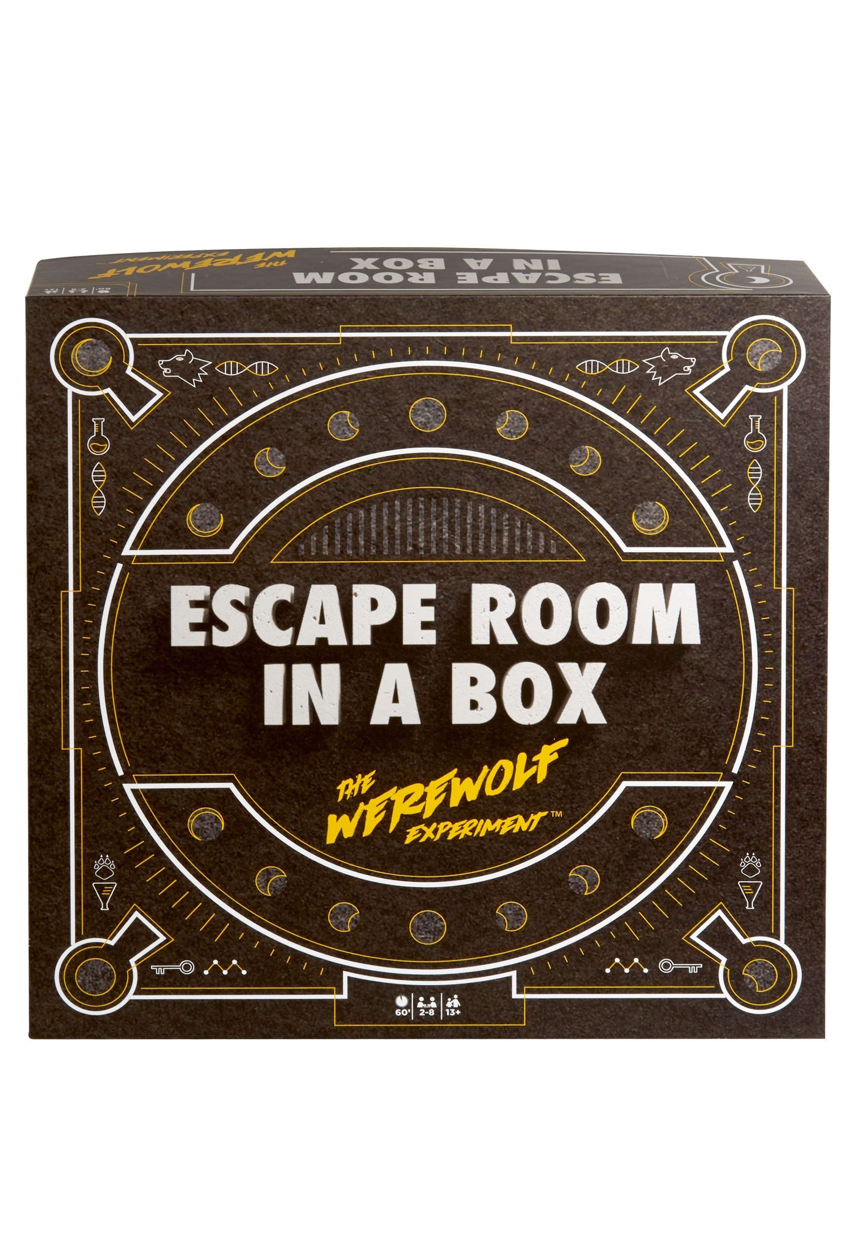 Escape Room in a Box: The Werewolf Experiment