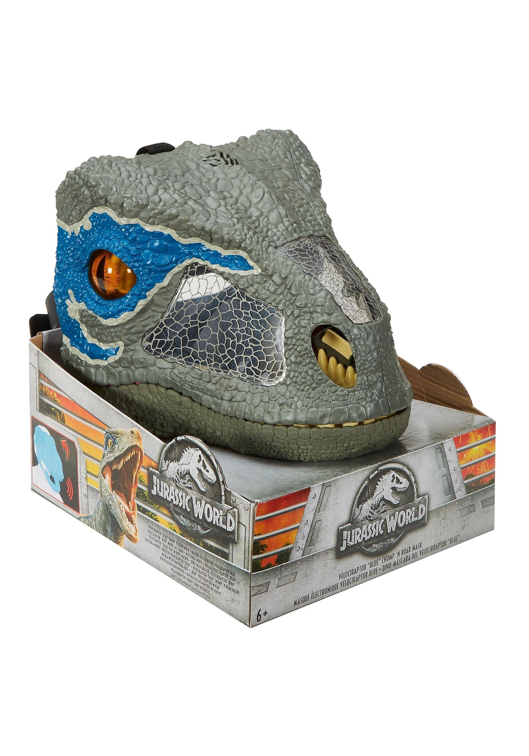 Dino Child Mask W Sounds Jurassic World