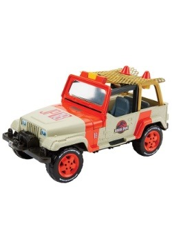 Matchbox Jurassic World Jeep Wrangler