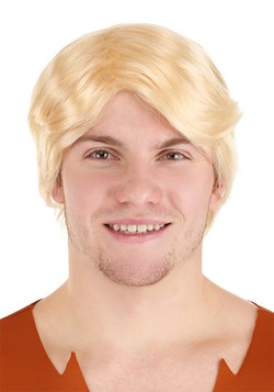 Deluxe Caveman Neighbor Wig For Adults Update Main