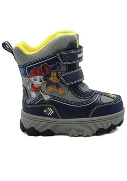 Paw Patrol Child Marshall & Chase Snow Boot update1