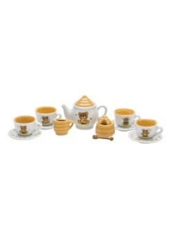 Honey Bear Porcelain Tea Set