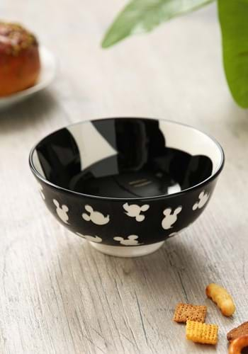 Mickey Mouse Silhouette Tidbit Bowl-update