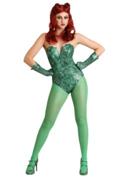 Ladies Poison Ivy Costume Main Update