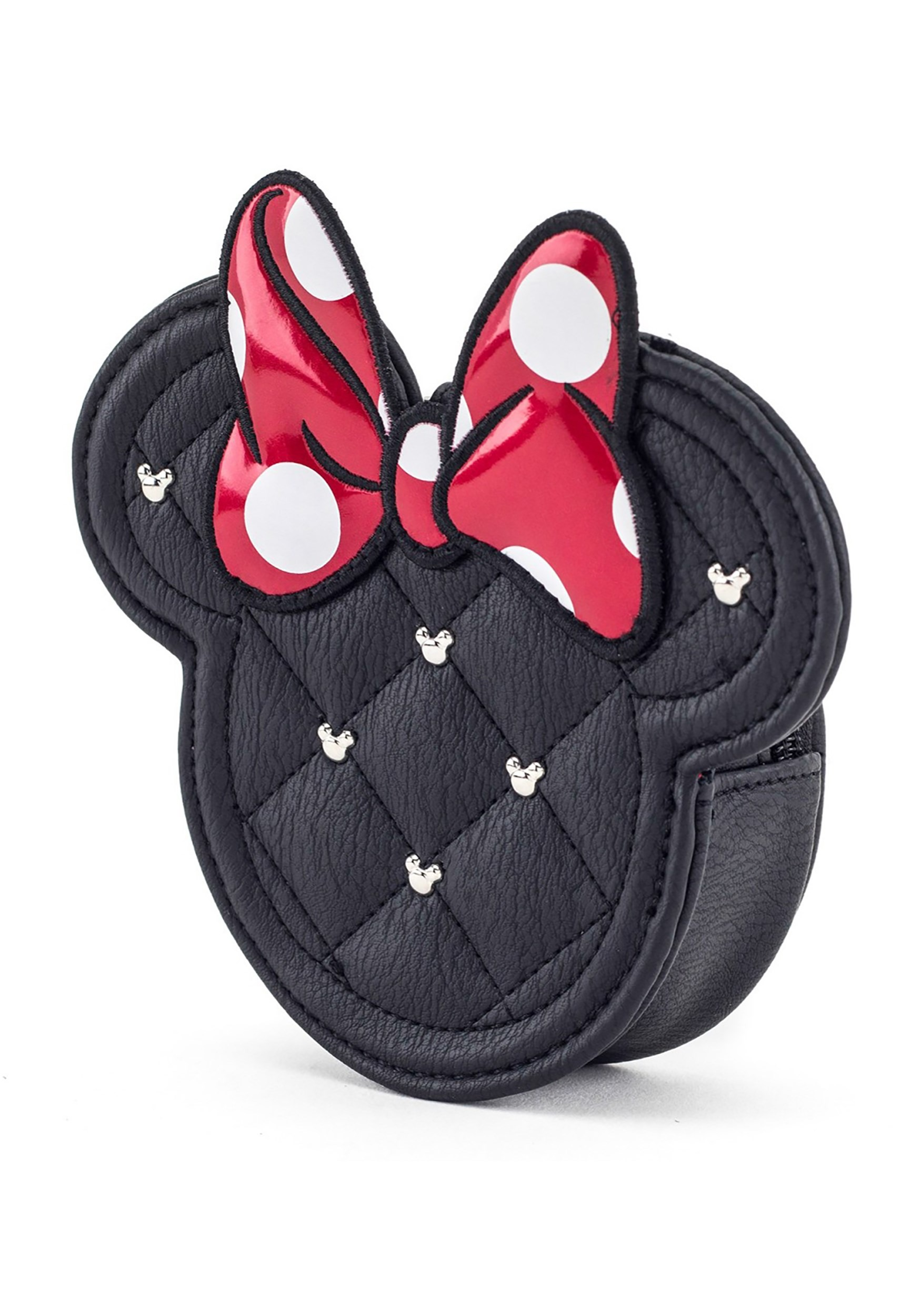 c4c23730bc6d Disney Minnie Mouse Loungefly Faux Leather Coin Purse