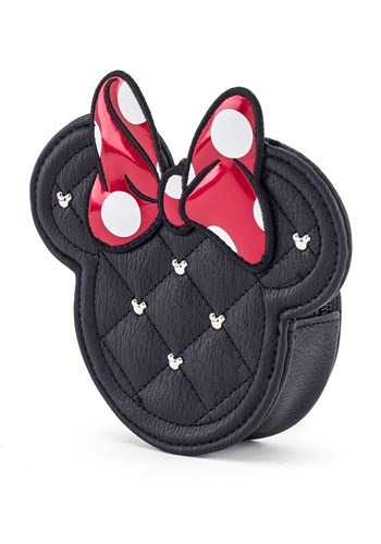 Loungefly Minnie Mouse Faux Leather Coin Purse 1