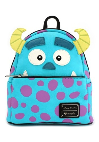 Loungefly Sully Faux Leather Mini Backpack