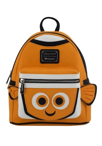 Loungefly Nemo Faux Leather Mini Backpack Update1