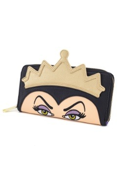 Loungefly Snow White Evil Queen Zip Wallet