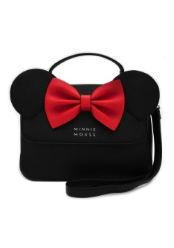 Loungefly Minnie Mouse Faux Leather Crossbody Bag