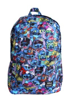 Loungefly Lilo All Over Print Backpack