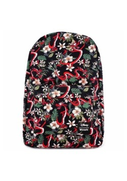 Loungefly Mulan Mushu Print Backpack