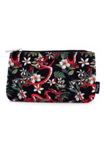 Loungefly Mulan Mushu Print Coin/Cosmetic Bag