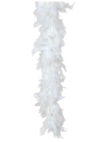 Feather White 80 Gram Boa