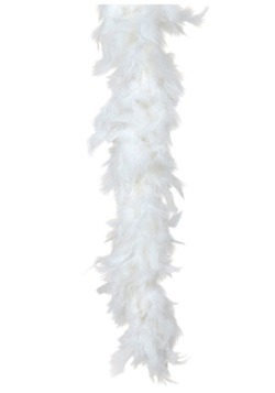Feather White 80 Gram Boa