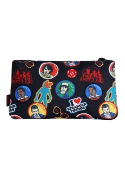 Loungefly Stranger Things Coin/Cosmetic Bag