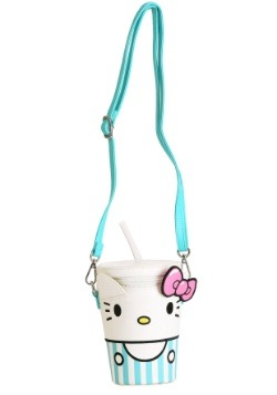 Loungefly Hello Kitty Milkshake Faux Leather Crossbody Bag
