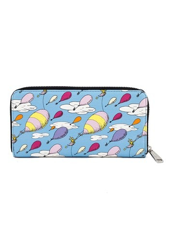 Loungefly Dr. Seuss Oh The Places You'll Go Wallet 1