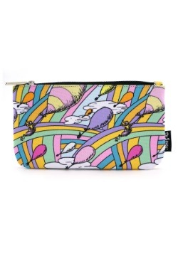 Loungefly Dr. Seuss Oh The Places You'll Go Coin/Cosmetic Ba