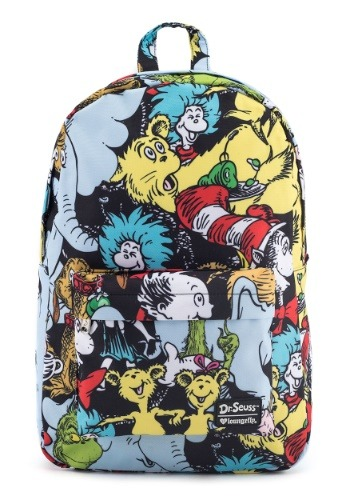 Loungefly Dr. Seuss Characters Backpack