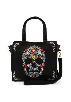 Loungefly Dia De Los Muertos Faux Leather Handbag