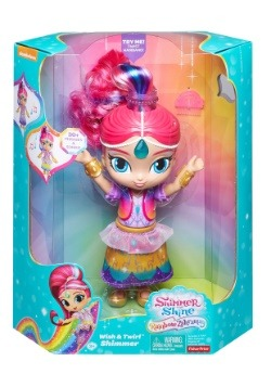 Shimmer and Shine Wish & Twirl Doll