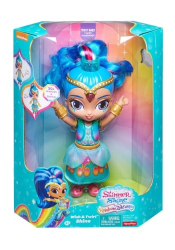 Shine Wish & Twirl Doll