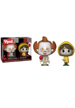 IT Vynl:  Pennywise & George