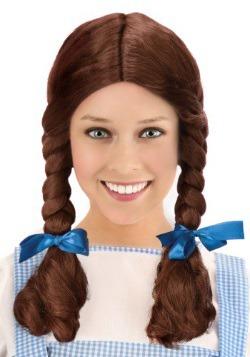 Deluxe Kansas Girl Costume Wig 1