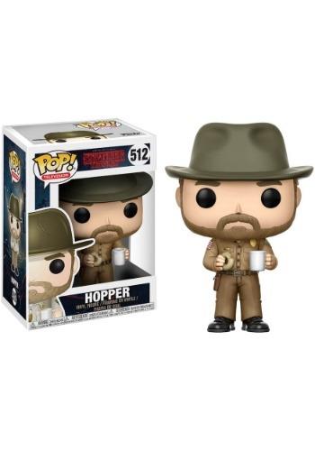 Pop! TV: Stranger Things- Hopper w/ Donut w/ Chase