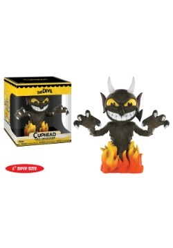 "FUNKO Cuphead- 6"" The Devil Vinyl Figure"