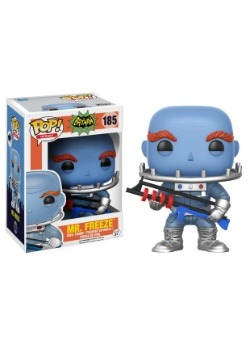 POP! Heroes: DC Heroes - Mr. Freeze Vinyl Figure
