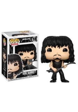 POP! Music: Metallica - Kirk Hammett Vinyl Figure