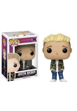 POP! Rocks: Music- Justin Bieber Vinyl Figure