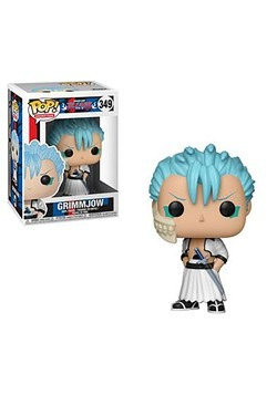 POP! Funko Anime: Bleach - Grimmjow