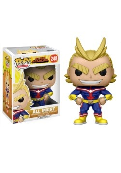 POP Anime: My Hero Academia - All Might