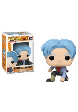 POP! Animation: Dragon Ball Super– Future Trunks Vinyl