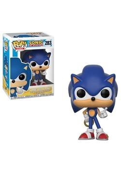 POP Games Sonic Sonic Vinyl Figure
