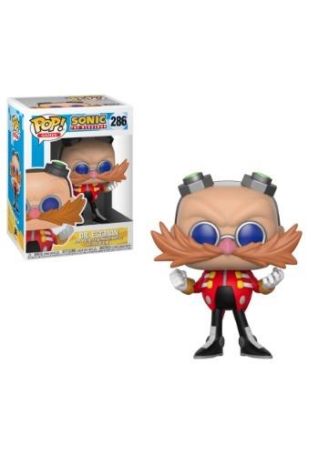POP! Games: Sonic Dr. Eggman Figure