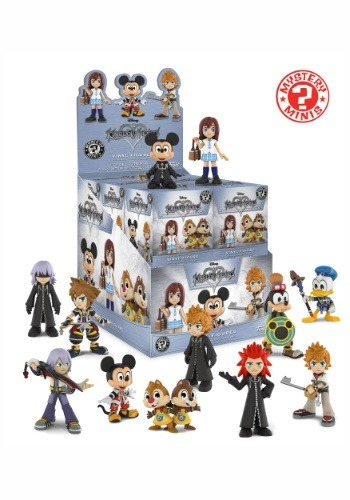 Disney Kingdom Hearts Blind Box Figure1
