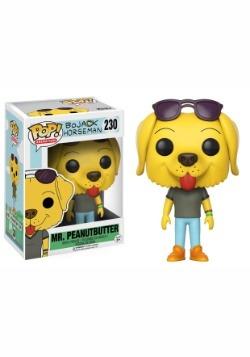 POP! Animation: BoJack Horseman- Mr. Peanutbutter Vinyl