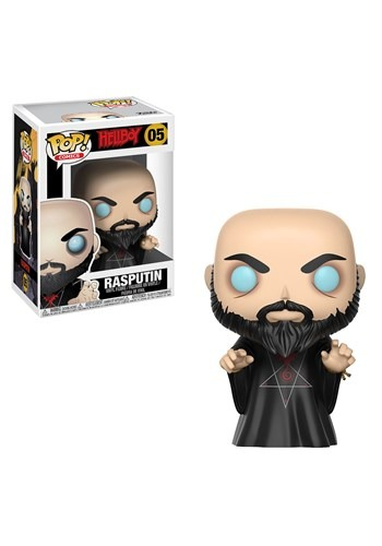 POP! Comics: Hellboy- Rasputin Vinyl Figure1