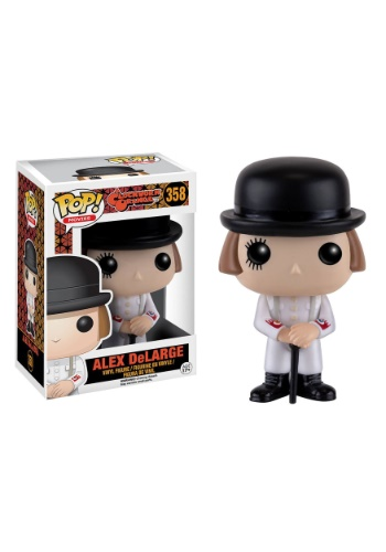 POP Movies: Clockwork Orange - Alex Vinyl Figure