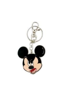 Mickey Pewter Keychain