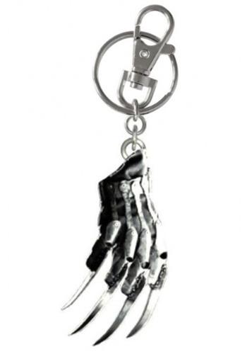 Freddy Glove Pewter Keychain