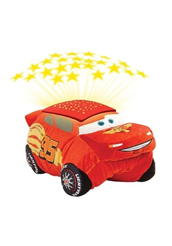 Pillow Pets Cars Lightning McQueen Sleeptime Lite