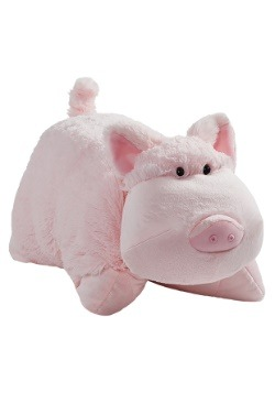 Wiggly Pig Pillow Pet