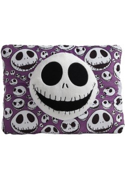 Pillow Pets All Over Print Jack Skellington Pillow